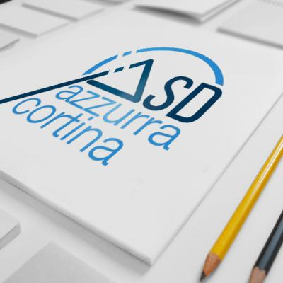 Azzurra Cortina Estate - Logo